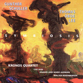 Symbiosis: Works by Gunther Schuller, Thomas Oboe Lee de Various Artists