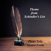 Theme from Schindler's List (Piano Solo) de Mauro Costa