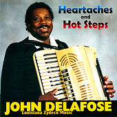 Heartaches & Hot Steps by John Delafose