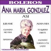 Así de Ana Maria Gonzalez