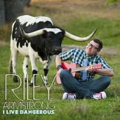 I Live Dangerous: The Music Comedy of Riley Armstrong by Riley Armstrong
