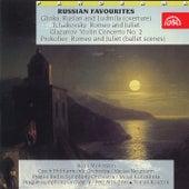 Tchaikovsky, Glazunov, Glinka, Prokofiev: Russian Favourites by Various Artists