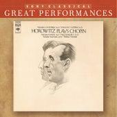 Chopin: Piano Sonata No. 2; Polonaises; Fantaisie-Impromptu; Scherzo No. 1 [Great Performances] by Vladimir Horowitz