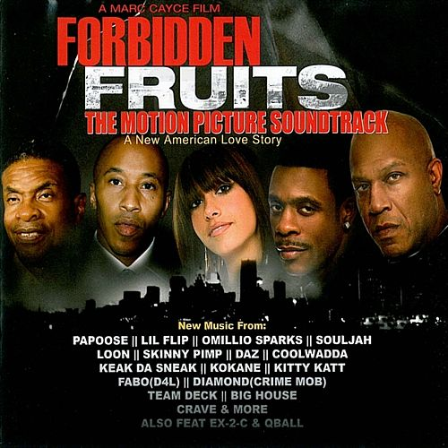 Forbidden Fruits - The Motion Picture Soundtrack by Various Artists