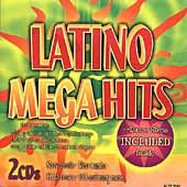Latino Mega Hits by The Countdown Singers