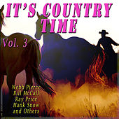 It's Country Time, Vol. 3 von Various Artists