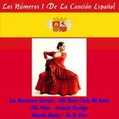 Los Números 1 de la Canción Español by Various Artists