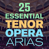 25 Essential Tenor Opera Arias, Songs & Duets with  from Mozart, Puccini, Bizet, Verdi, Donizetti & More de Various Artists