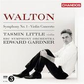Walton: Symphony No. 1 - Violin Concerto by Various Artists