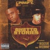 Pimp C Presents: Ghetto Stories von Boosie Badazz