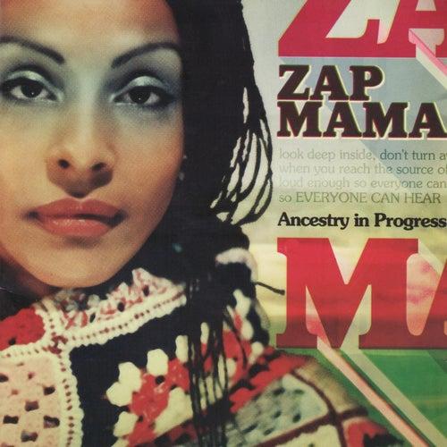 Ancestry In Progress - Disc 1 / Zap Mama Disc - 2 by Zap Mama