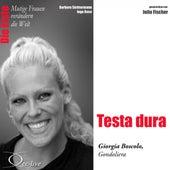 Die Erste - Testa dura (Giorgia Boscolo, Gondoliera) von Julia Fischer
