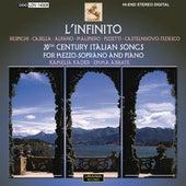 L'Infinito (20th Century Italian Songs for Mezzo-Soprano and Piano) by Kamelia Kader