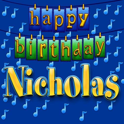 happy birthday nicholas Happy Birthday Nicholas (Personalized) by Ingrid DuMosch happy birthday nicholas