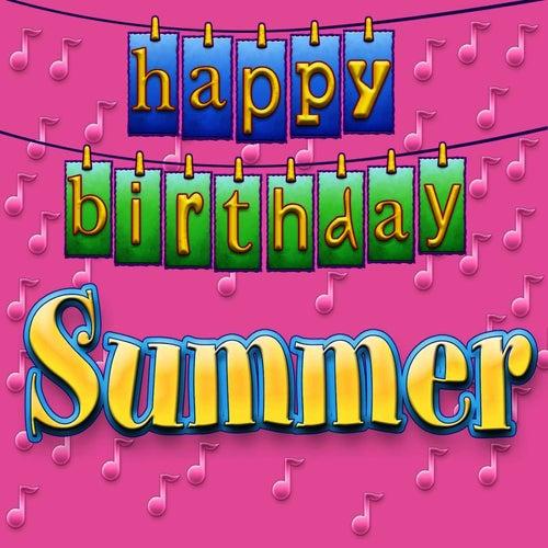 happy birthday summer Happy Birthday Summer (Personalized) by Ingrid DuMosch happy birthday summer