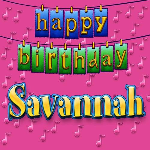happy birthday savannah Happy Birthday Savannah (Single) by Ingrid DuMosch happy birthday savannah