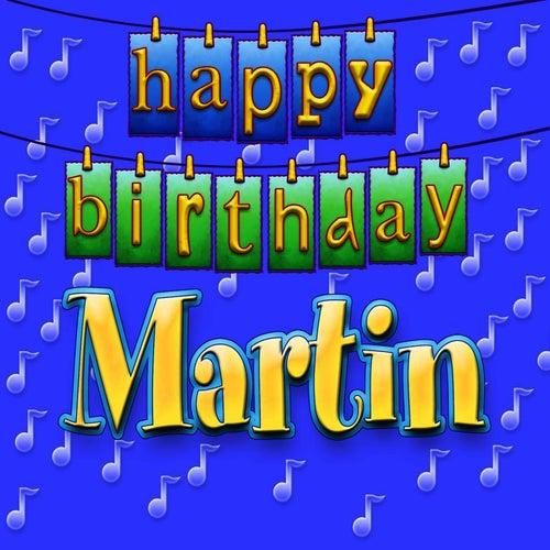 happy birthday martin Happy Birthday Martin (Personalized) by Ingrid DuMosch happy birthday martin