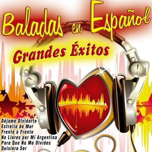 Baladas en Español Grandes Éxitos by Various Artists