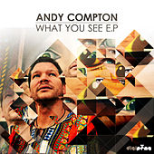 What You See EP by Andy Compton