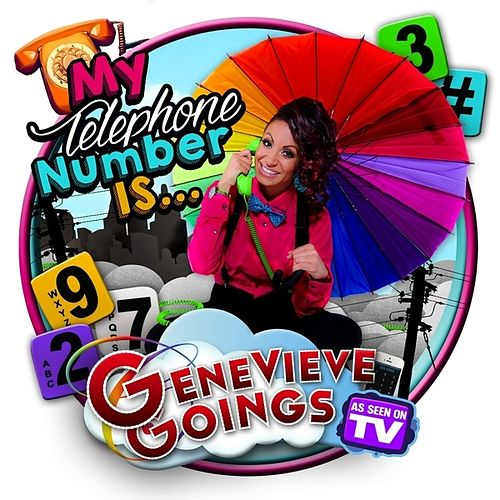 My Telephone Number Is... - Single by Genevieve Goings