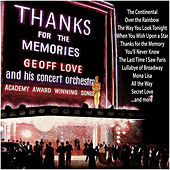 Thanks for the Memories: Academy Award Winning Songs de Geoff Love