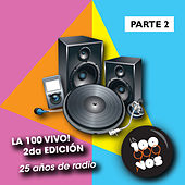 La 100 Vivo! 2da Edición (Parte 2) de Various Artists