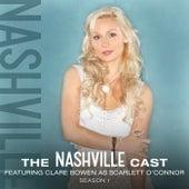 Clare Bowen As Scarlett O'Connor, Season 1 by Nashville Cast