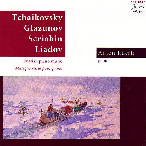 Russian Piano Music (Musique Russe Pour Piano) by Anton Kuerti