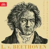 Beethoven: String Quartet No. 12 in E-Flat Major, Fugue in B-Flat Major by Smetana Quartet
