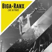 Live in Paris by Biga Ranx