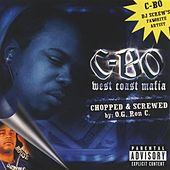 West Coast Mafia (Chopped & Screwed) von C-BO