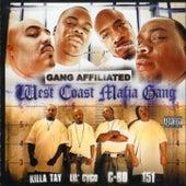 West Coast Mafia: Gang Affiliated by C-BO