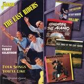 Folk Songs You'll Like - Four Original Albums de The Easy Riders