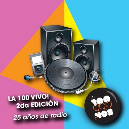La 100 Vivo! 2da Edicion de Various Artists