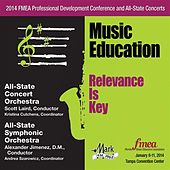 2014 Florida Music Educators Association (FMEA): All-State Concert Orchestra & All-State Symphonic Orchestra by Various Artists