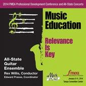 2014 Florida Music Educators Association (FMEA): All-State Guitar Ensemble by Florida All-State Guitar Ensemble