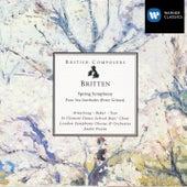 Britten: Spring Symphony, Four Sea Interludes (Peter Grimes) de Various Artists