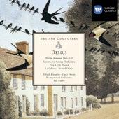 Delius: Violin Sonatas Nos.1-3, Sonata for String Orchestra etc de Yehudi Menuhin