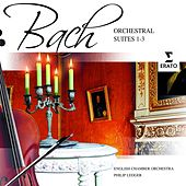 Bach: Orchestral Suites 1-3 von English Chamber Orchestra