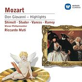 Mozart: Don Giovanni (highlights) von William Shimell
