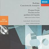 Rodrigo: Concierto de Aranjuez / Falla: Nights in the Gardens of Spain etc. by Various Artists