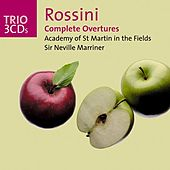 Rossini: Complete Overtures by Various Artists