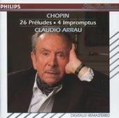 Chopin: 26 Preludes; 4 Impromptus von Martha Argerich