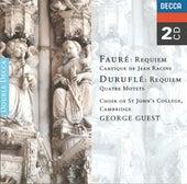 Fauré: Requiem/Duruflé: Requiem/Poulenc: Motets by Various Artists