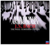 Bach, J.S.: Das Wohltemperierte Klavier de Vladimir Ashkenazy
