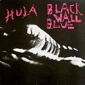 Black Wall Blue by Hula