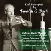 Karl Ristenpart Play Vivaldi & Bach by Karl Ristenpart