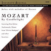 Mozart by Candlelight by Various Artists