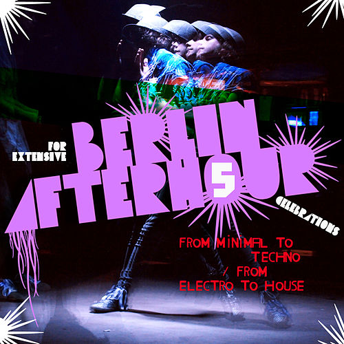 Berlin Afterhour 5 (From Minimal to Techno / From Electro to House) by Various Artists