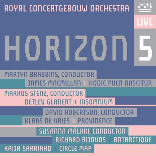 Horizon 5 (Live) by Royal Concertgebouw Orchestra